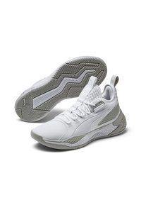 Puma - Chaussures de basket - puma white-puma white - 2