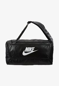 Nike Performance - DUFF - Sporttasche - black/white - 7