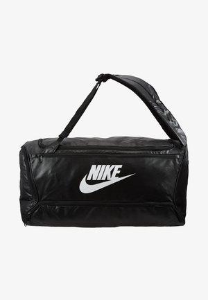DUFF - Sports bag - black/white