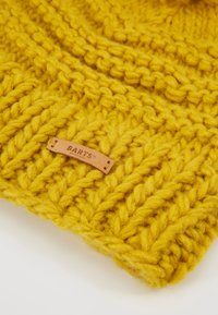 Barts - JASMIN BEANIE - Bonnet - yellow - 4