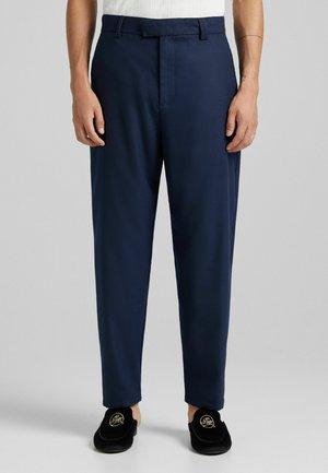 C TANGANA - Suit trousers - royal blue