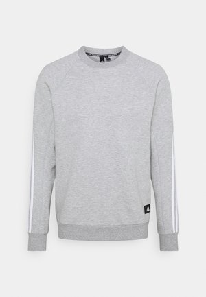 CREW MUST HAVES SPORTS PULLOVER - Mikina - grey