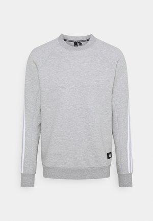 CREW MUST HAVES SPORTS PULLOVER - Sweatshirt - grey