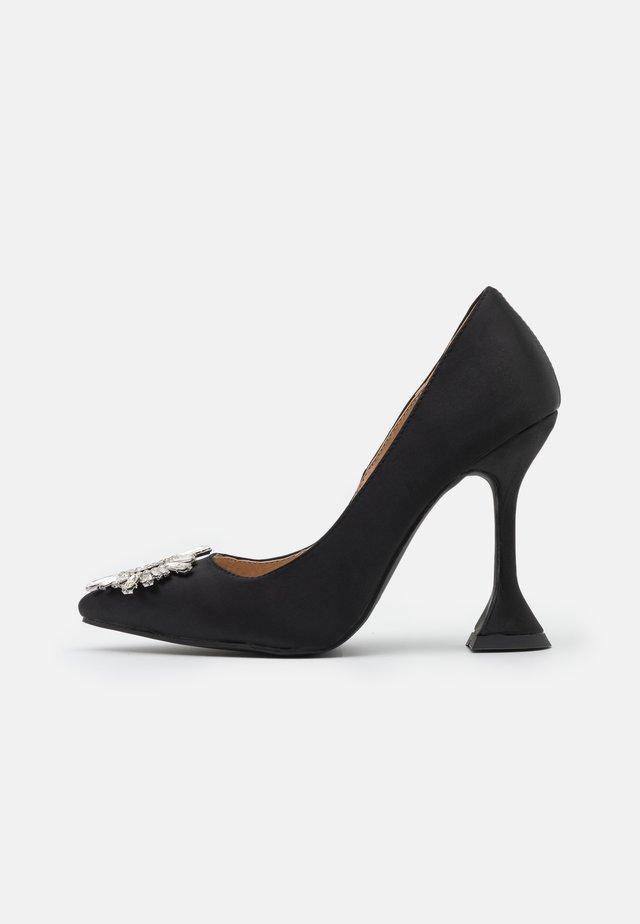 ELYSIA - Lodičky na vysokém podpatku - black