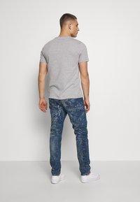 Diesel - VIDER SP4 - Jeans Tapered Fit - 0079d01 - 2