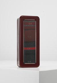 Calvin Klein Underwear - 4 PACK - Sukat - dark red/black/bordeaux - 3