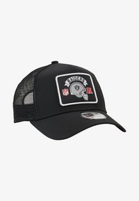 New Era - NFL WORDMARK TRUCKER - Cap - black