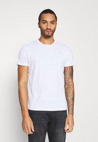 Burton Menswear London - SHORT SLEEVE CREW 7 PACK - T-shirt basic - black - 4