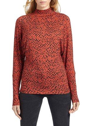 SHEDI - Langarmshirt - red