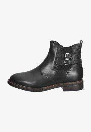 STIEFELETTE - Ankelboots - black