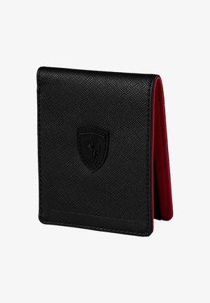 FERRARI LIFESTYLE - Wallet - puma black