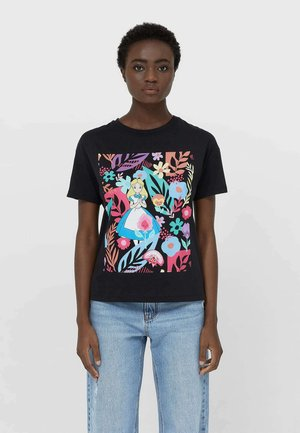 ALICE  - T-shirts print - black