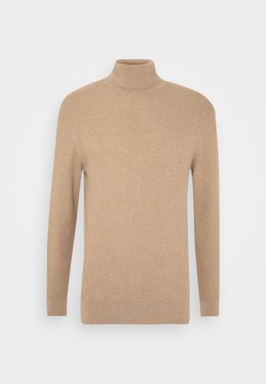 Jumper - mottled beige