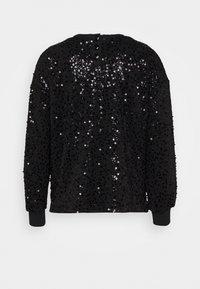 NAF NAF - OCHAN - Sweatshirt - noir - 1