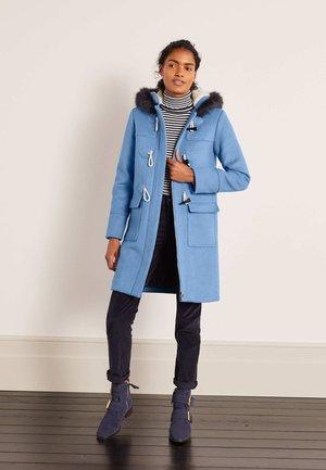 Winter coat - eisblau