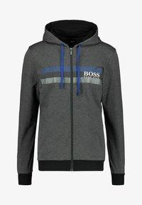 BOSS - AUTHENTIC  - veste en sweat zippée - anthrazit - 0