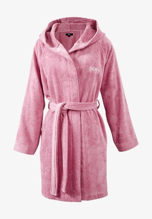 Dressing gown - tea rose