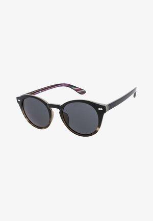 JAQUIM - Sluneční brýle - black & stripes