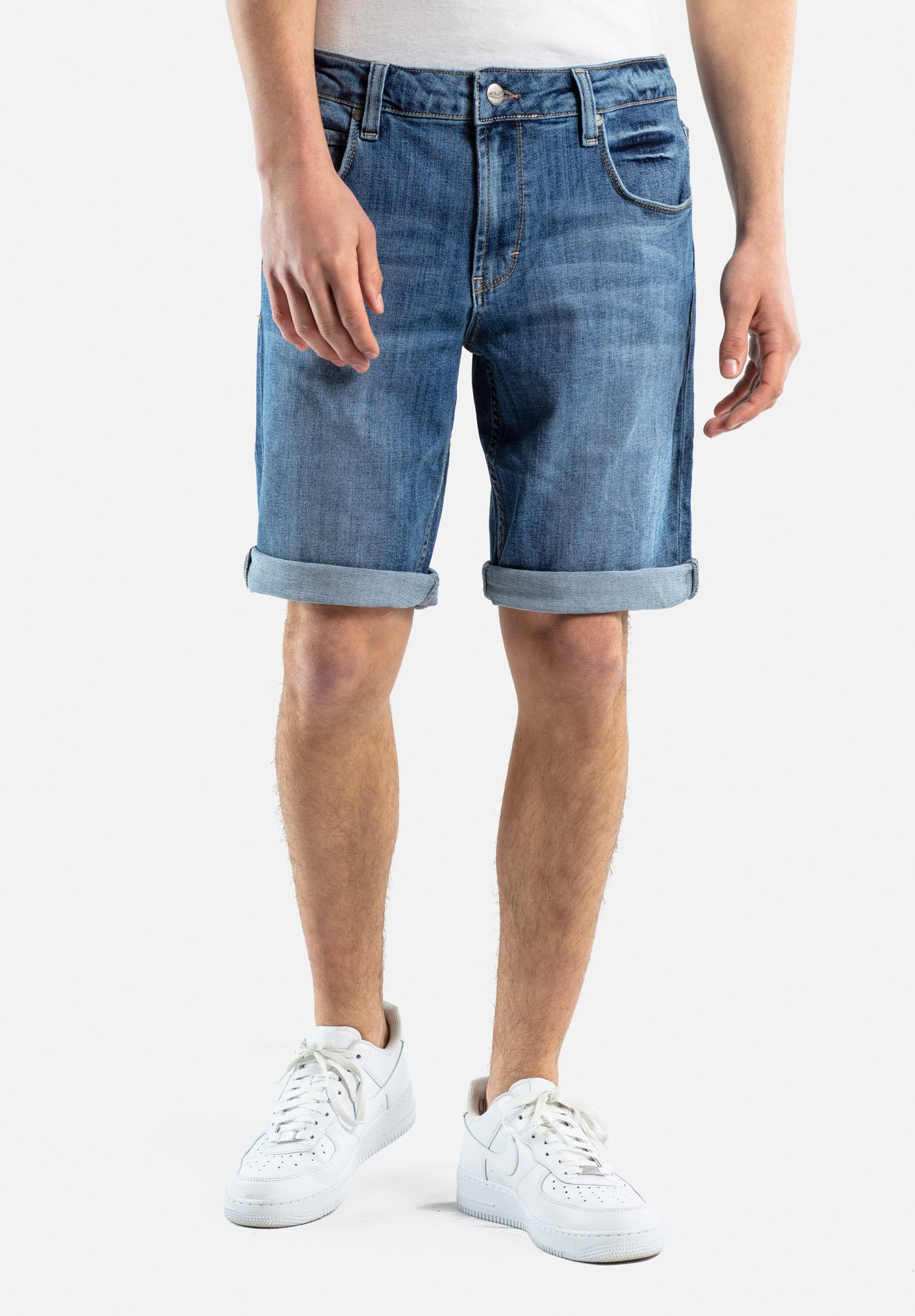 Herren RAFTER - Jeans Shorts