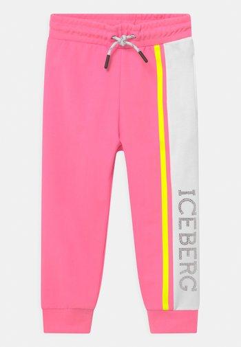 FELPA - Tracksuit bottoms - pink