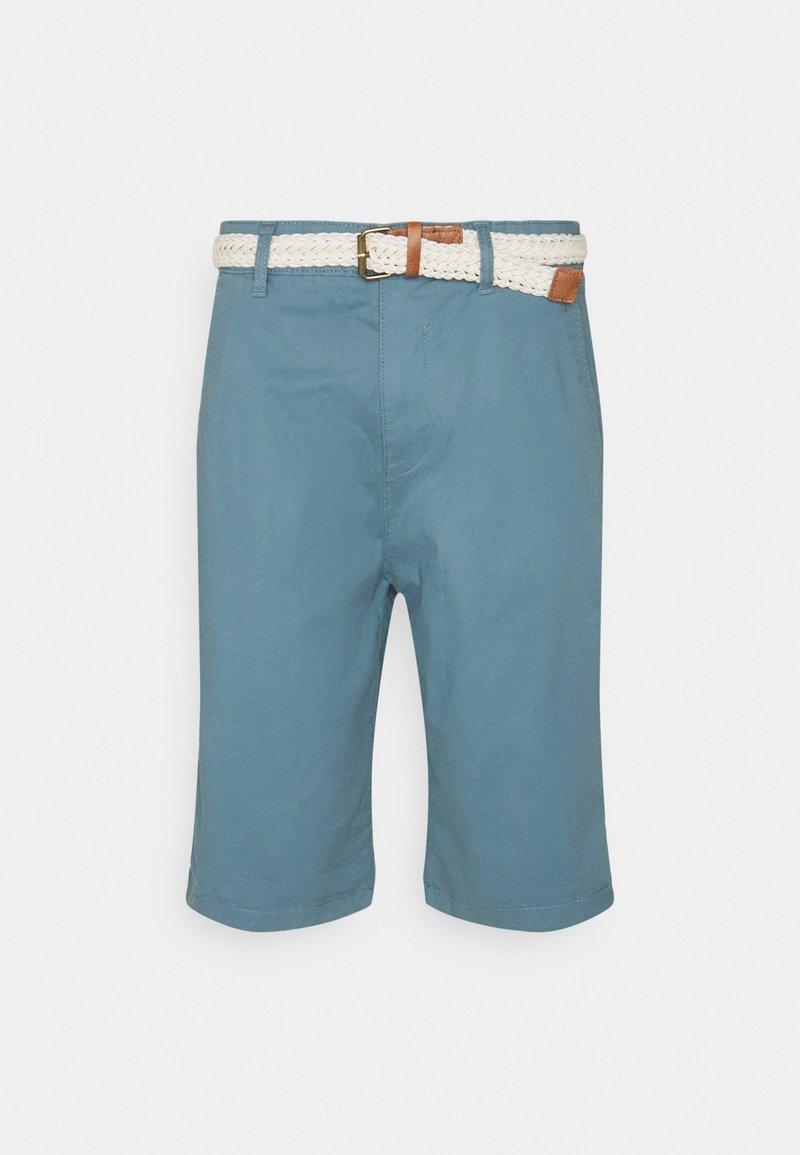 Esprit - Shorts - grey blue