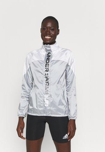 RECOVER SHINE  - Training jacket - mod gray