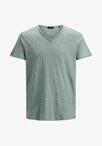 Jack & Jones PREMIUM - Basic T-shirt - dream blue - 6