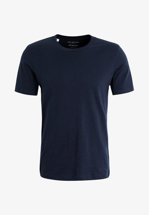 SHDTHEPERFECT - Basic T-shirt - dark sapphire