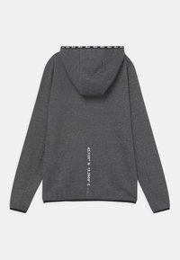 Ellesse - TELIO HOODY UNISEX - Training jacket - dark grey - 1