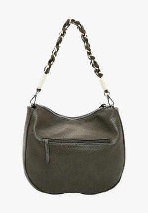DUNJA - Handbag - fango