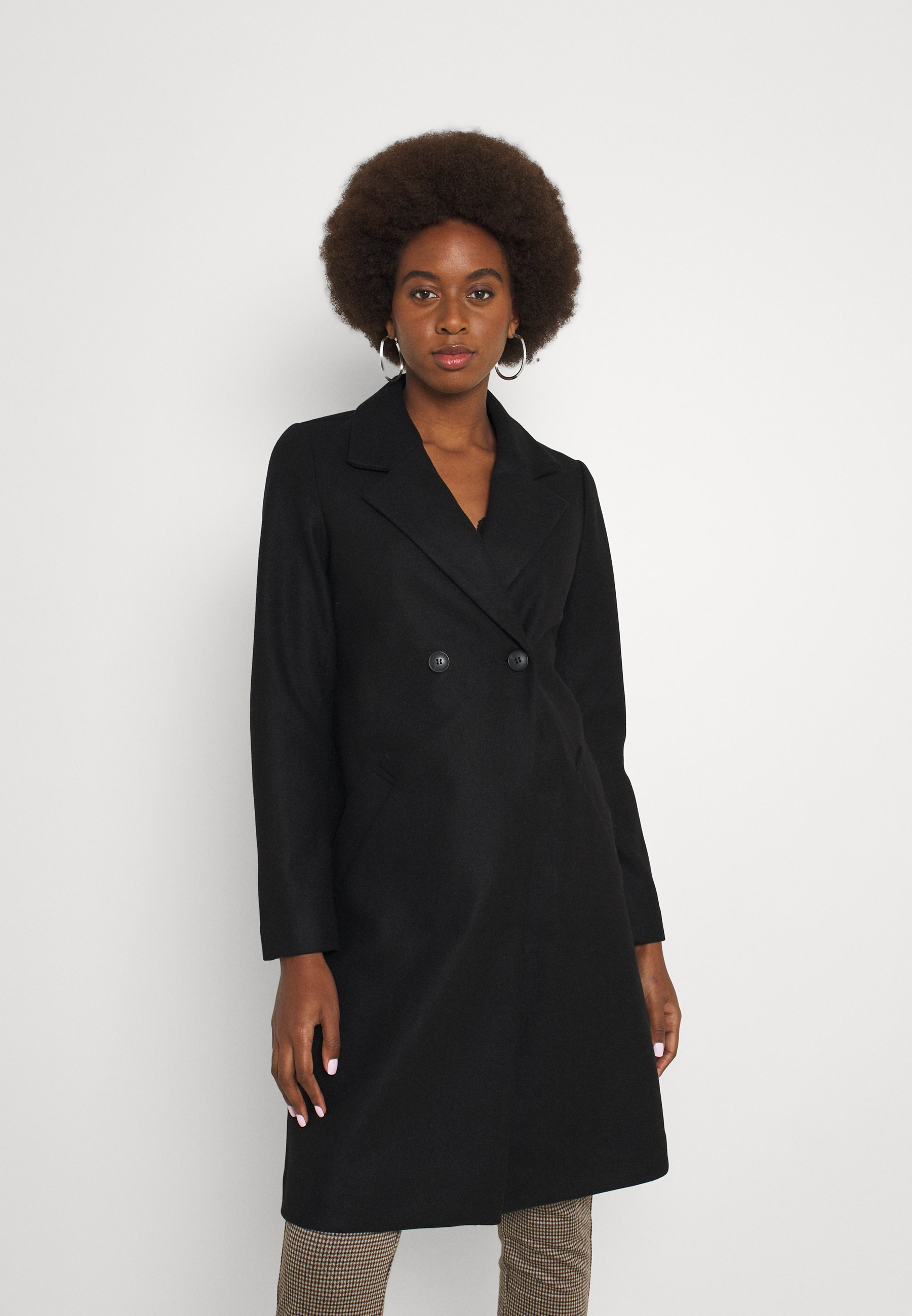 Women VMFORTUNEADDIE LONG JACKET - Classic coat