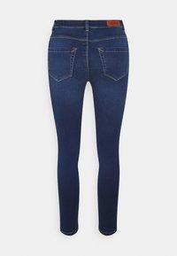 ONLY Petite - ONLROYAL LIFE SKINNY - Jeans Skinny Fit - dark blue denim - 1