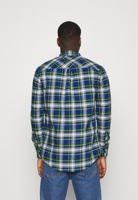 Tommy Jeans - OXFORD CHECK - Camicia - providence blue/multi - 2