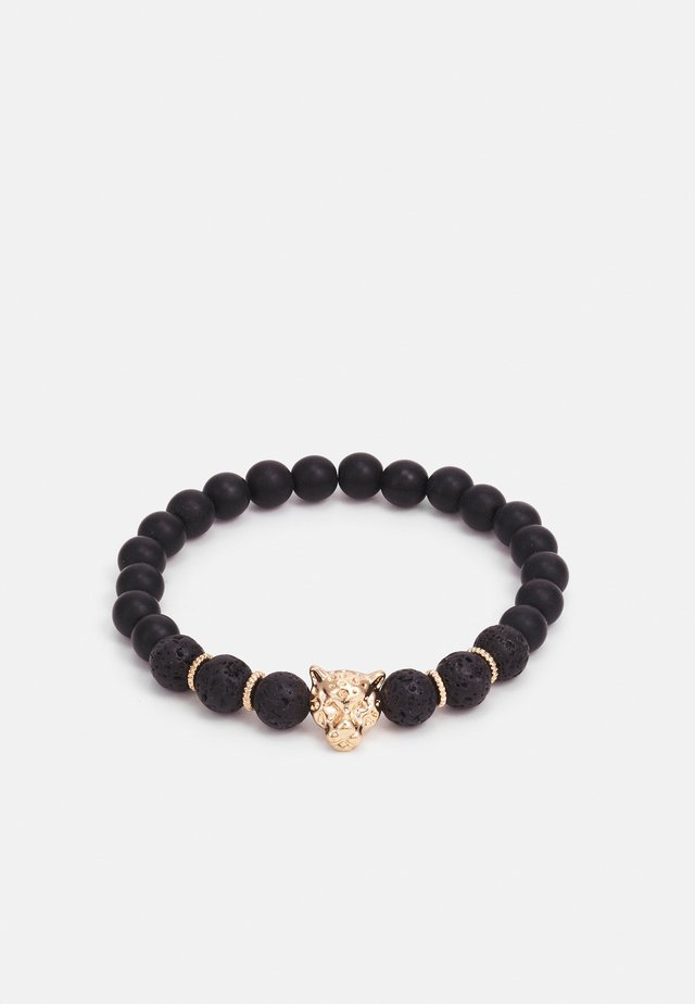 ANIMAL HEAD BRACELET - Bracciale - black