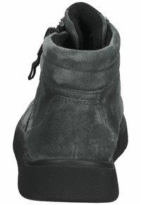 ara - Höga sneakers - graphit - 2
