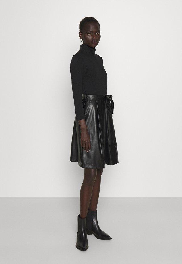 ALBATA - Day dress - nero