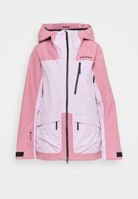 Peak Performance - VERTICAL 3L JACKET - Ski jacket - frosty rose - 4