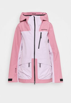 VERTICAL 3L JACKET - Giacca da sci - frosty rose