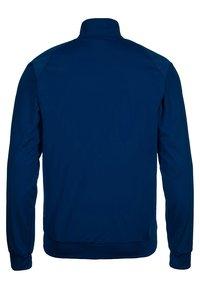 adidas Performance - CORE ELEVEN FOOTBALL TRACKSUIT JACKET - Veste de survêtement - dark blue/white - 1
