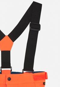 Jack Wolfskin - GREAT SNOW PANTS KIDS - Zimní kalhoty - flashing red - 4