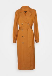 Banana Republic - MIDI TRENCH DRESS - Shirt dress - sand shell - 6