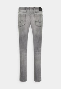 Replay - ANBASS AGED ECO - Jeans slim fit - medium grey - 5