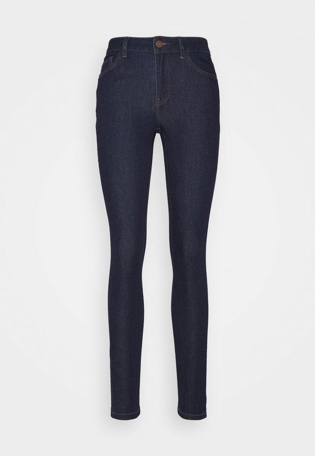 VISKINNIE  - Skinny džíny - dark blue denim