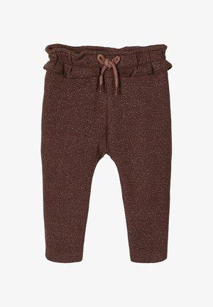 Pantalon de survêtement - deep mahogany