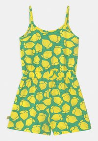 Lemon Beret - SMALL GIRLS 2 PACK - Jumpsuit - jade cream - 1
