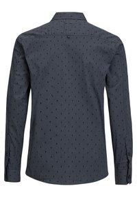 WE Fashion - MET BLIKSEM DESSIN - Shirt - dark grey - 3