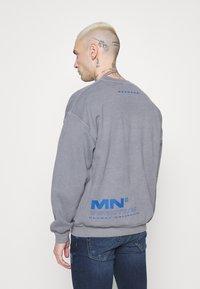 Mennace - GLOBAL COLLECTIVE - Sweatshirts - grey - 2