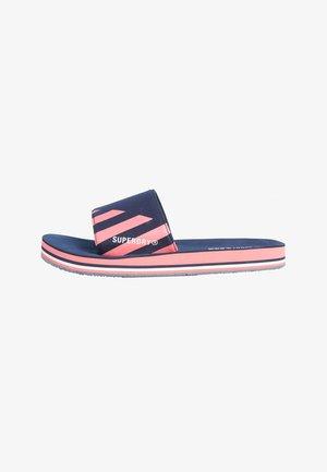 Sandały kąpielowe - navy