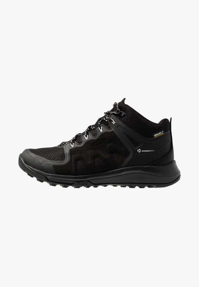 EXPLORE MID WP - Scarpa da hiking - black/star white