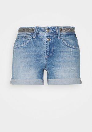 ROMIE - Denim shorts - brasilia